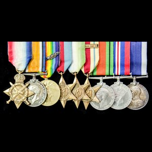 London Medal Company - A fine Great War Minesweeping Operati...