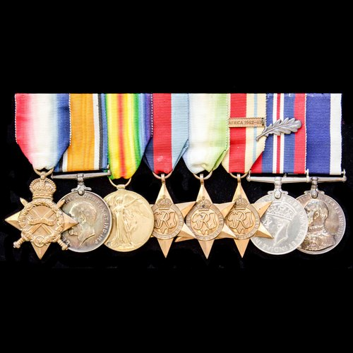 London Medal Company - ​A fine Great War Dardanelles and Sec...