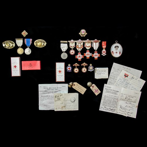 London Medal Company - The very fine British Red Cross Socie...
