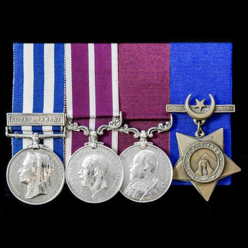 London Medal Company - ​The very fine Sudan 1884 Operations ...