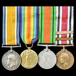 London Medal Company - ​A Great War and Second World War Hom...