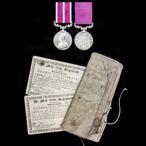 London Medal Company - ​The very fine Army Long Service and ...