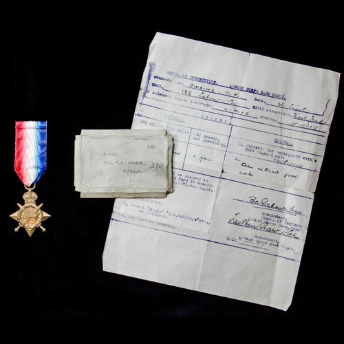 London Medal Company - ​A boxed 1914-1915 Star, awarded to P...