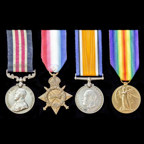 London Medal Company - ​A Great War Western Front Final Adva...