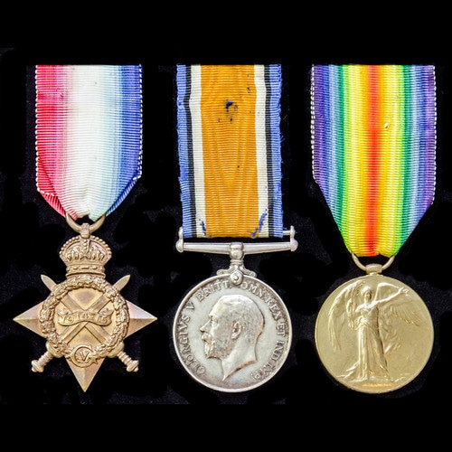 London Medal Company - ​A Great War Mesopotamia Attack on Sa...