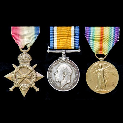 London Medal Company - ​A Great War Salonika, Egypt and Pale...