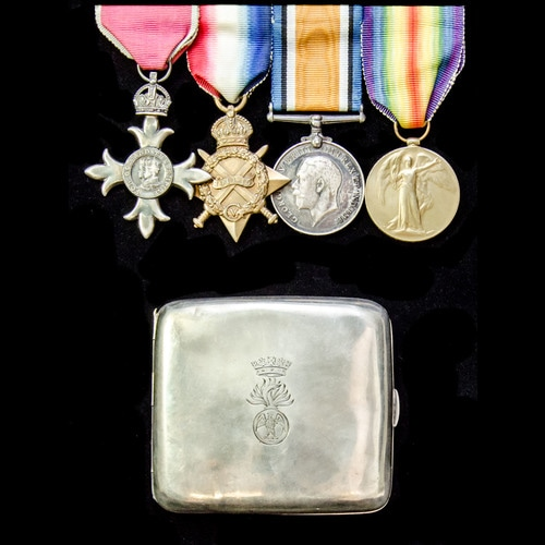 London Medal Company - ​The interesting Great War Home Defen...