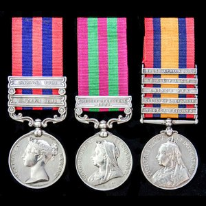 London Medal Company - ​A fine India North West Frontier Haz...