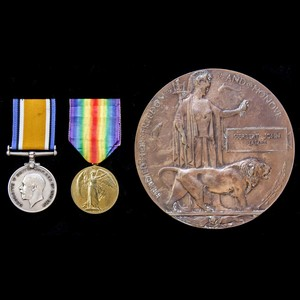 London Medal Company - A Great War Battle of Arras Casualty...