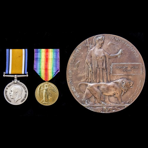 London Medal Company - ​A Great War Battle of Arras Casualty...