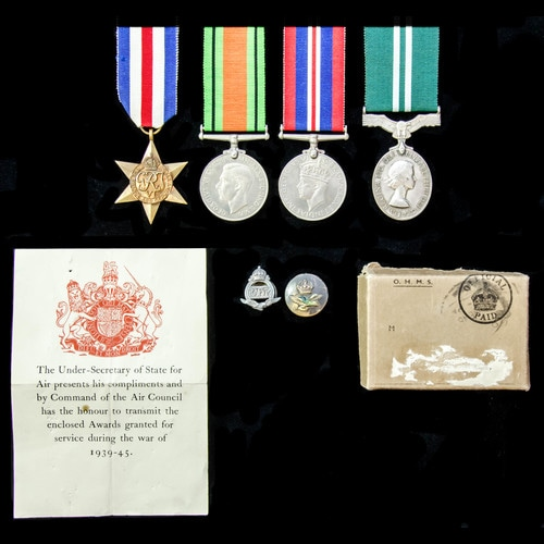 London Medal Company - ​The Second World War and Air Efficie...