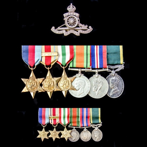 London Medal Company - ​The fascinating Second World War leg...