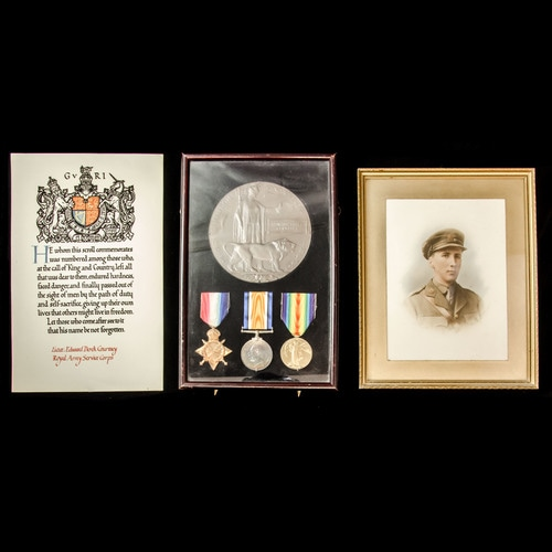 London Medal Company - ​A Great War France 1919 Officer Casu...