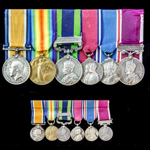 London Medal Company - ​A Great War, Burma 1930 to 1932 and ...
