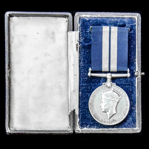London Medal Company - ​A very fine Distinguished Service Me...