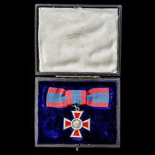London Medal Company - ​A Royal Red Cross 2nd Class, Associa...