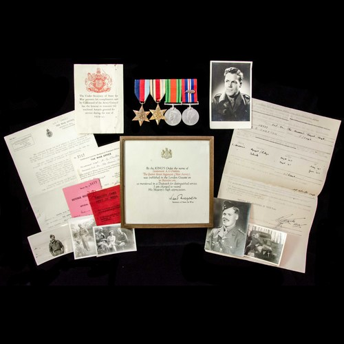 London Medal Company - ​The very fine Second World War North...