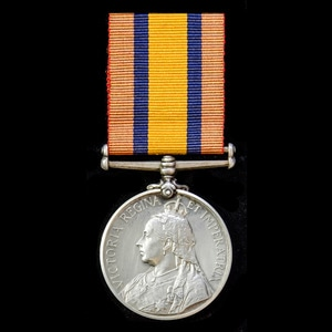 London Medal Company - ​A Queen's Mediterranean Medal 1899-1...