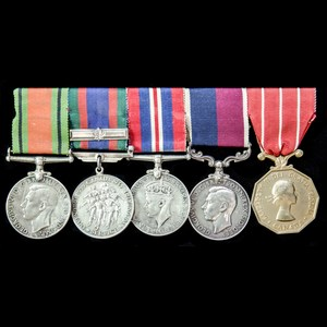 London Medal Company - ​The very fine and rare Second World ...