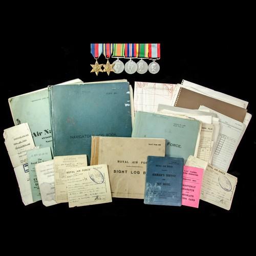 London Medal Company - The rare combination Second World Wa...