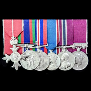 London Medal Company - ​The superb combination January 1944 ...