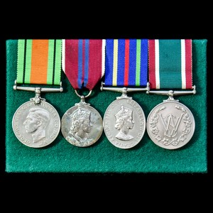 London Medal Company - ​A Second World War Home Front and Ci...