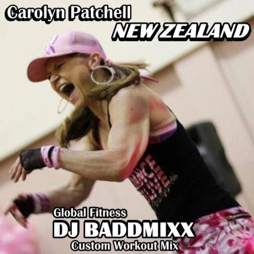 DJ Baddmixx - Carolyn Ah Yeah. DJ Baddmixx