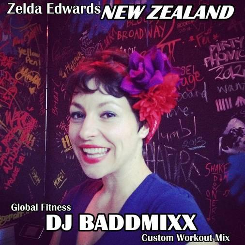 DJ Baddmixx - Zelda Turn Me O. DJ Baddmixx