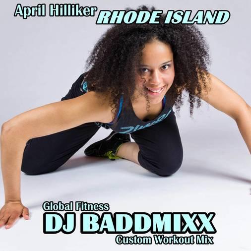 DJ Baddmixx - April At Work 6. DJ Baddmixx