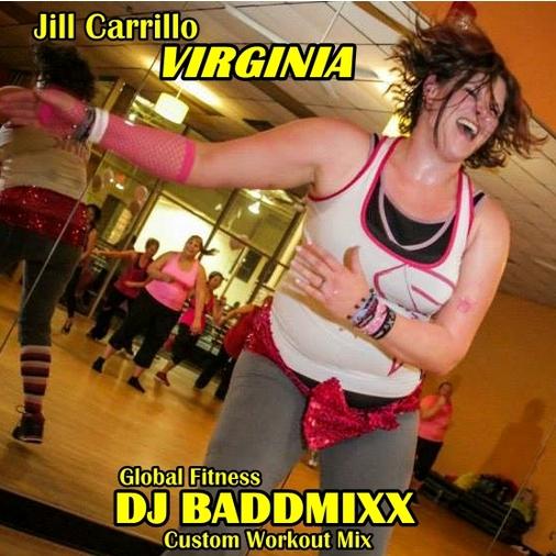 DJ Baddmixx - Jill Get It Sta. DJ Baddmixx