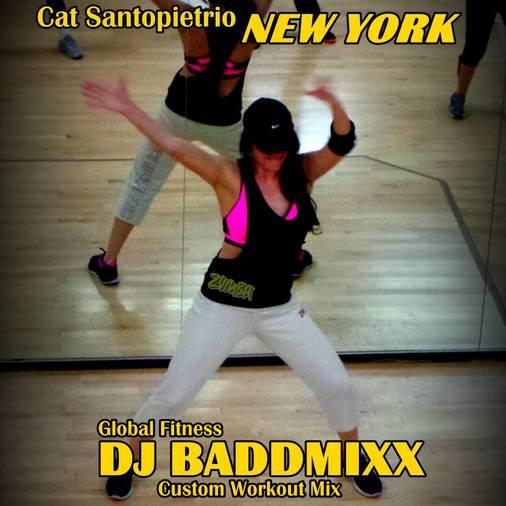 DJ Baddmixx - Cat Rocks The P. DJ Baddmixx