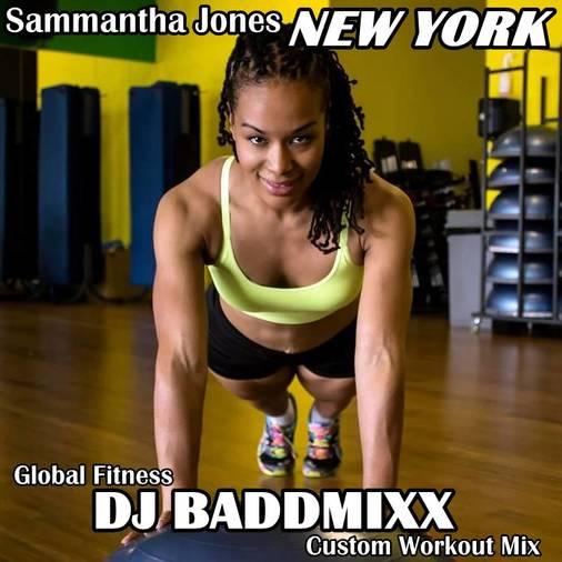 DJ Baddmixx - Samm Cmon Work . DJ Baddmixx