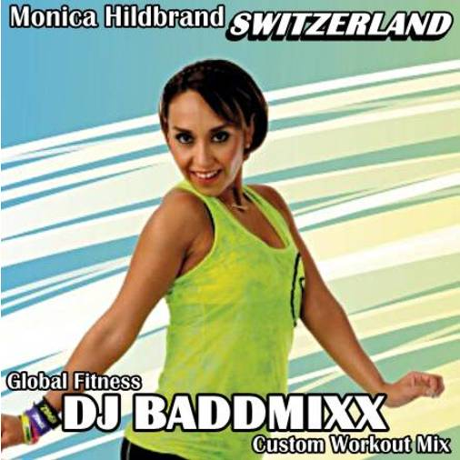 DJ Baddmixx - Monica Is Jumpi. DJ Baddmixx