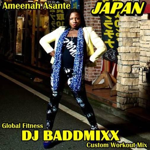 DJ Baddmixx - Ameenah Bang Th. DJ Baddmixx