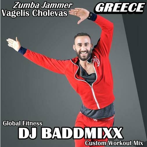 DJ Baddmixx - Vagelis Turn It. DJ Baddmixx