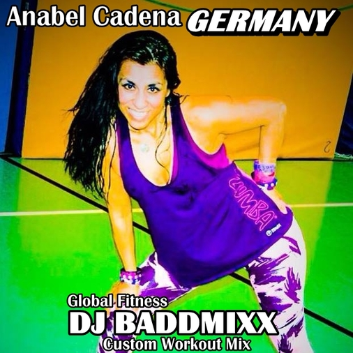 DJ Baddmixx DJ Baddmixx - Anabels 8Min La.