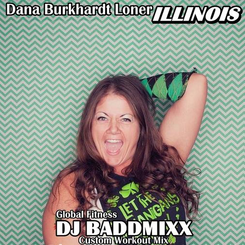 DJ Baddmixx - Dana Is Sexy 6M. DJ Baddmixx