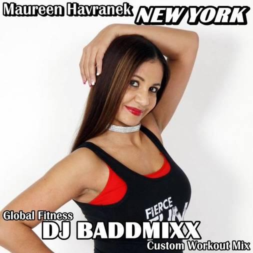 DJ Baddmixx - Maureen Has Sou. DJ Baddmixx