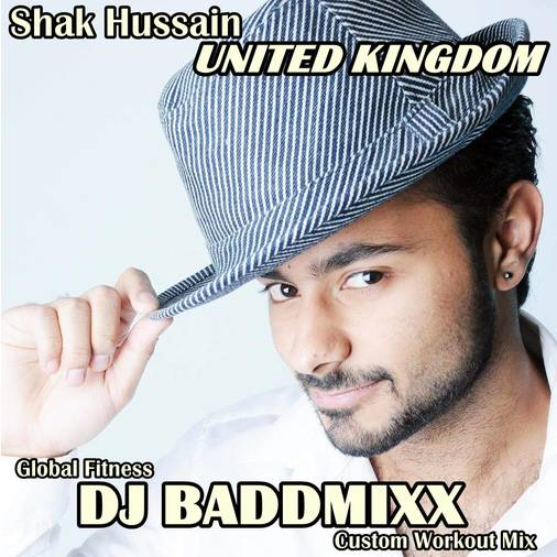 DJ Baddmixx - Shak To Infinit. DJ Baddmixx