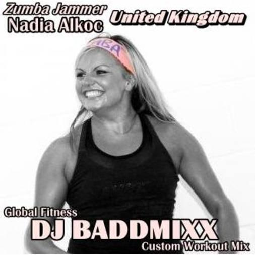 DJ Baddmixx - Nadia Is Grown . DJ Baddmixx