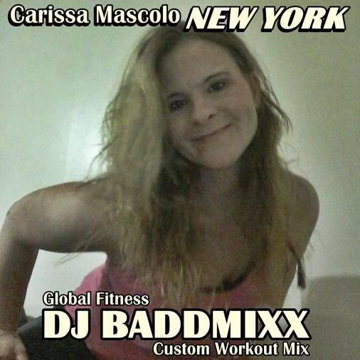 DJ Baddmixx - Carissa On Fire. DJ Baddmixx
