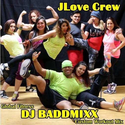 DJ Baddmixx - JLove 2015 10Mi. DJ Baddmixx