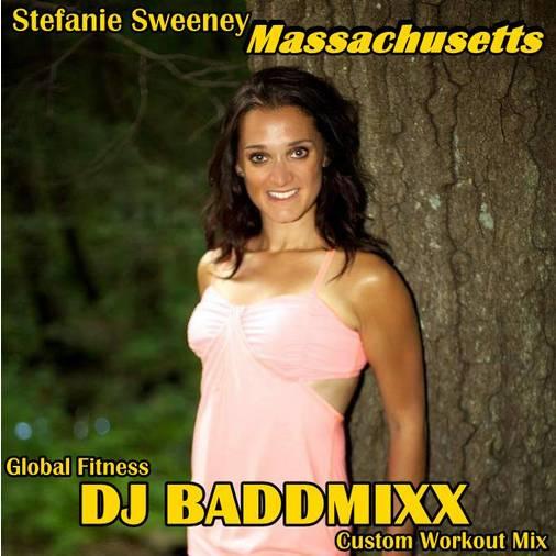 DJ Baddmixx - Stefanie Go Gir. DJ Baddmixx