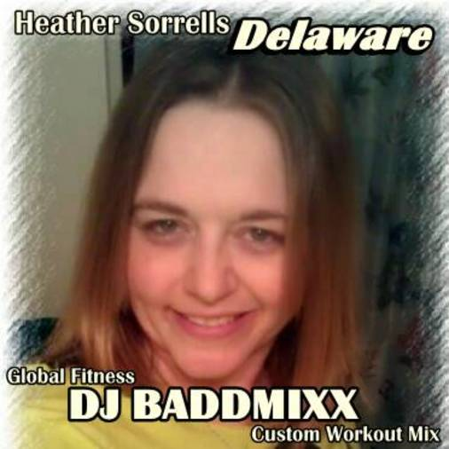 DJ Baddmixx - Heather Has Fun. DJ Baddmixx