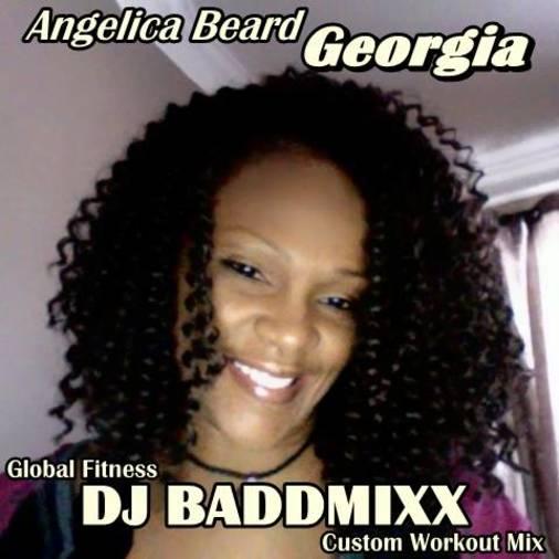 DJ Baddmixx - Angelica Let's . DJ Baddmixx
