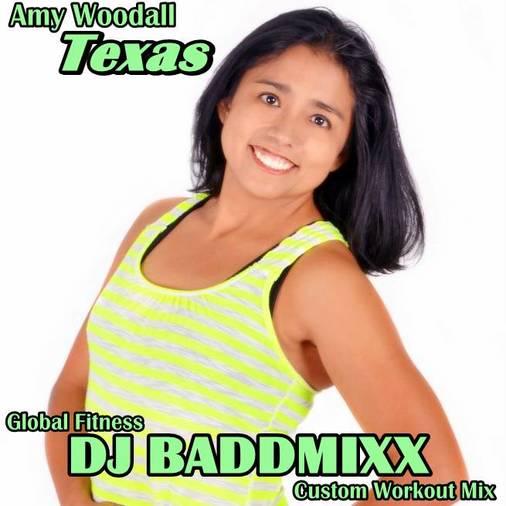 DJ Baddmixx - Amy Jocks Rhyth. DJ Baddmixx