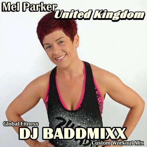 DJ Baddmixx - Mel Is A Dancer. DJ Baddmixx