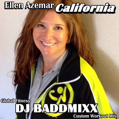 DJ Baddmixx - Ellen Play Hard. DJ Baddmixx