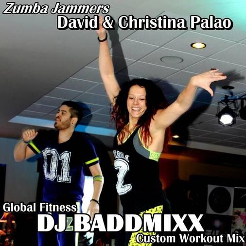 DJ Baddmix - ZJs David & Chri. DJ Baddmixx