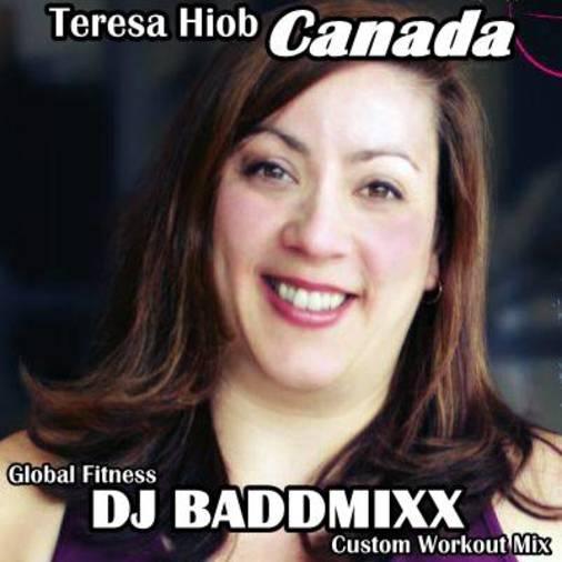 DJ Baddmixx - Teresa Is Outsi. DJ Baddmixx